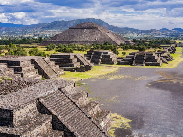 Day Trips from Mexico City:  Teotihuacan and Puebla