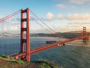 San Francisco, Baby!  Family friendly travel in the Bay Area